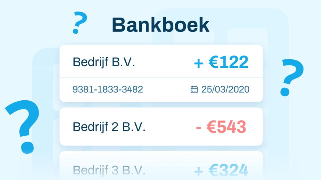 Wat is een bankboek