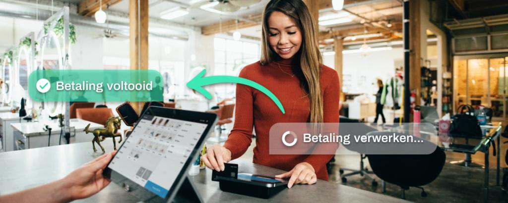 Kassa software voor de retail