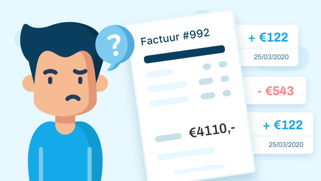 Zelf de boekhouding doen of uitbesteden aan een boekhouder?