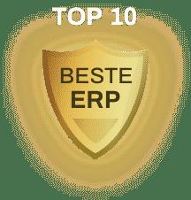Top 10 - beste erp