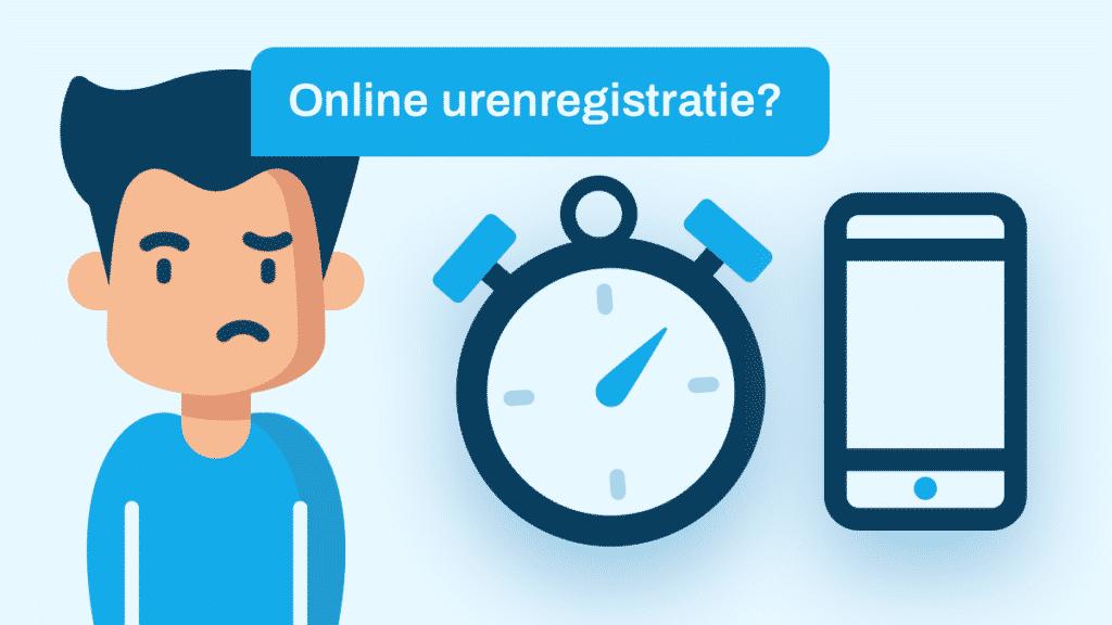 online urenregistratie