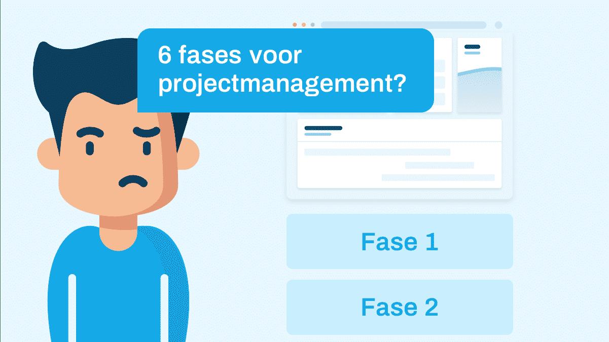 projectmanagement fases