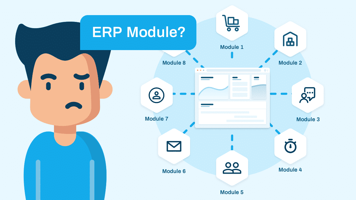 ERP module