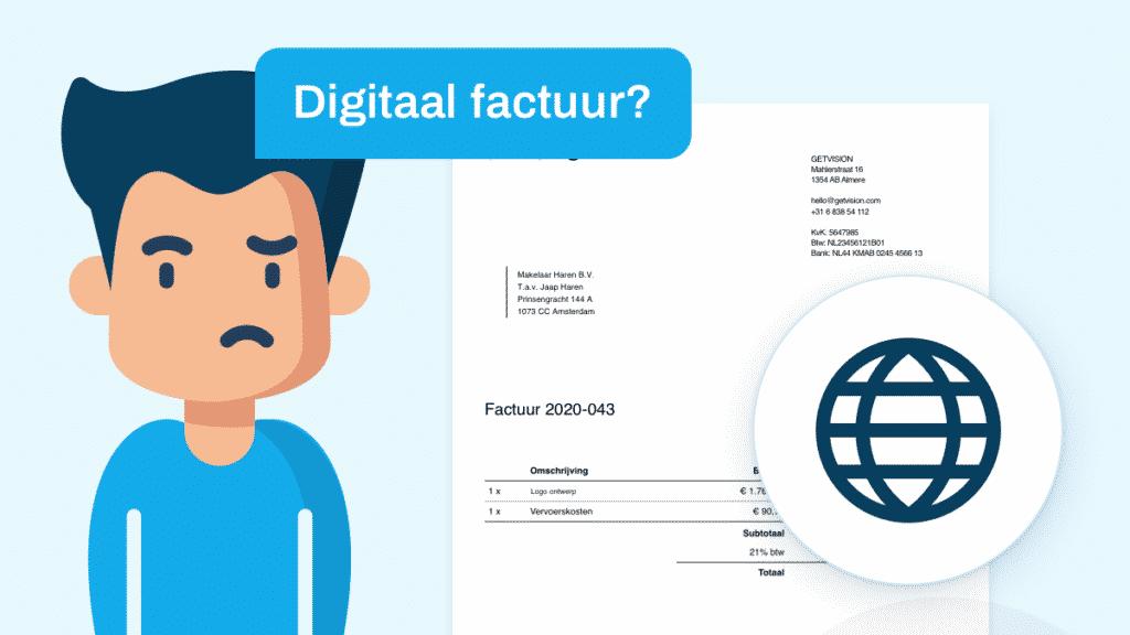digitaal factuur