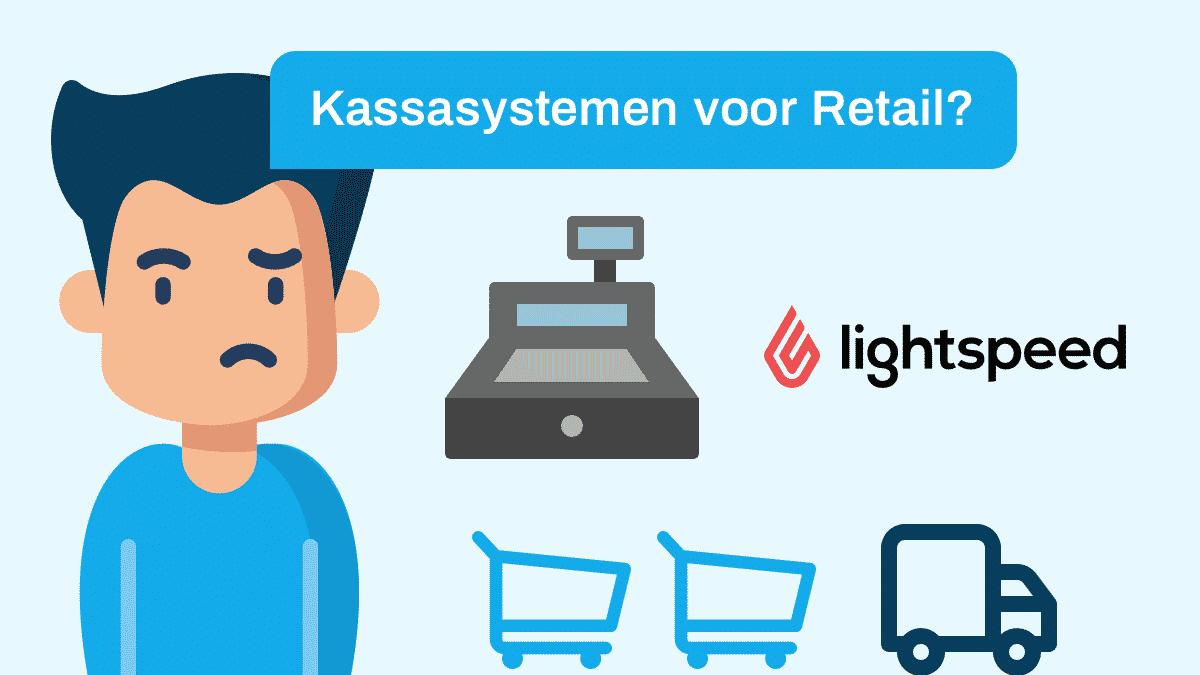 kassasysteem voor Retail