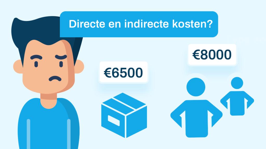 directe en indirecte kosten