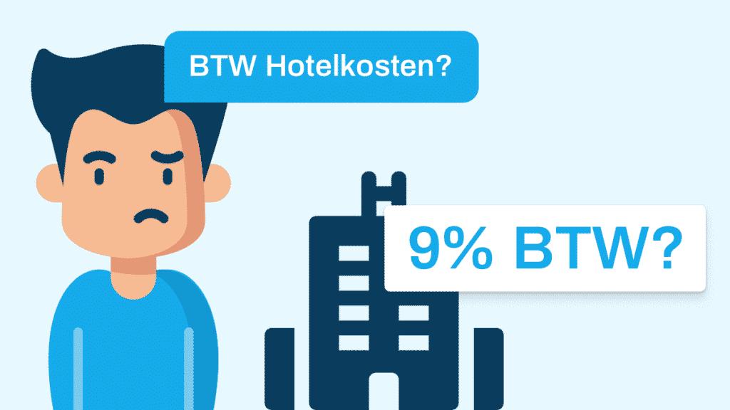 BTW Hotelkosten