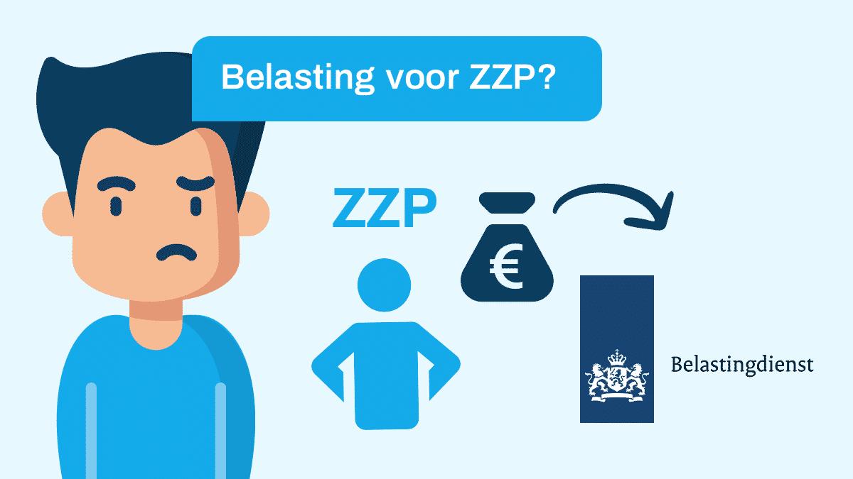 Belasting voor ZZP