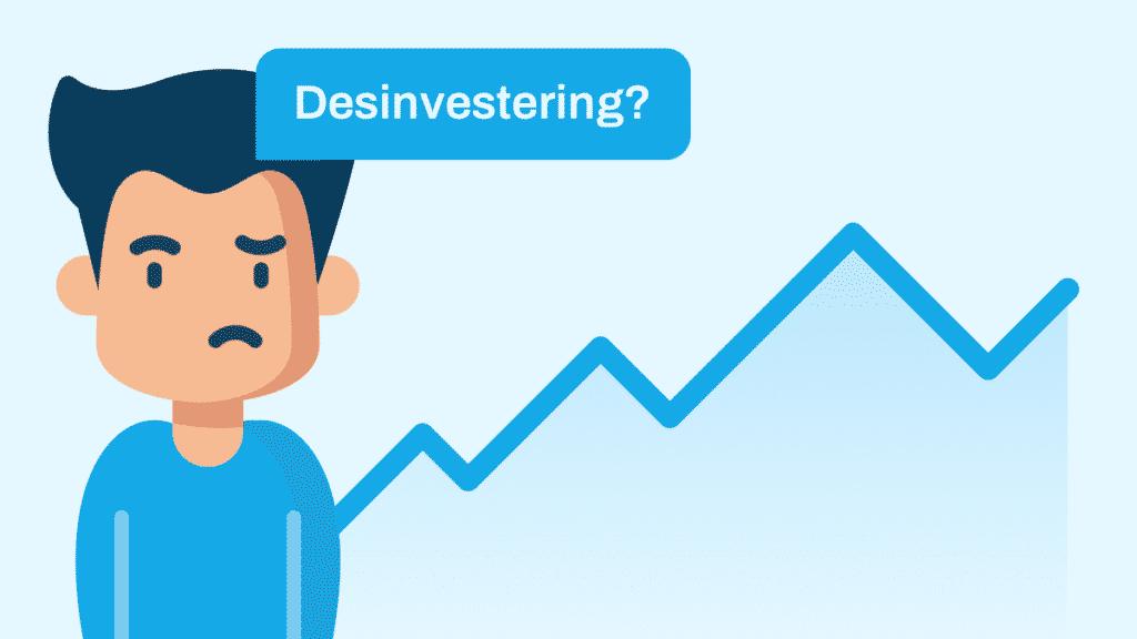 desinvestering
