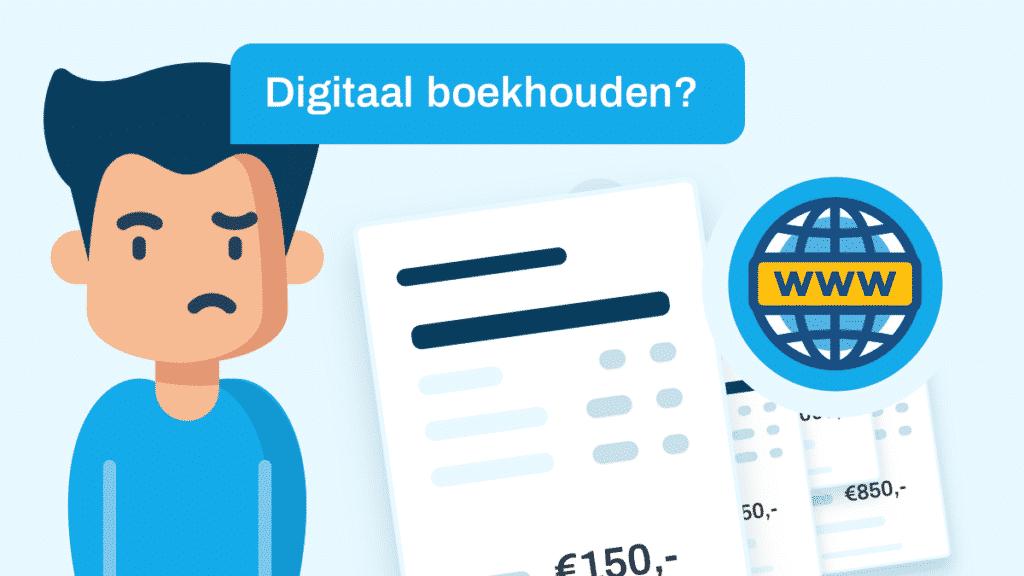 digitaal boekhouden