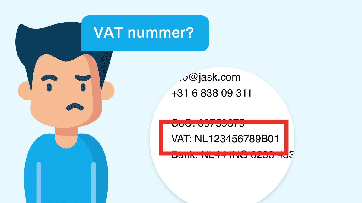 vat nummer
