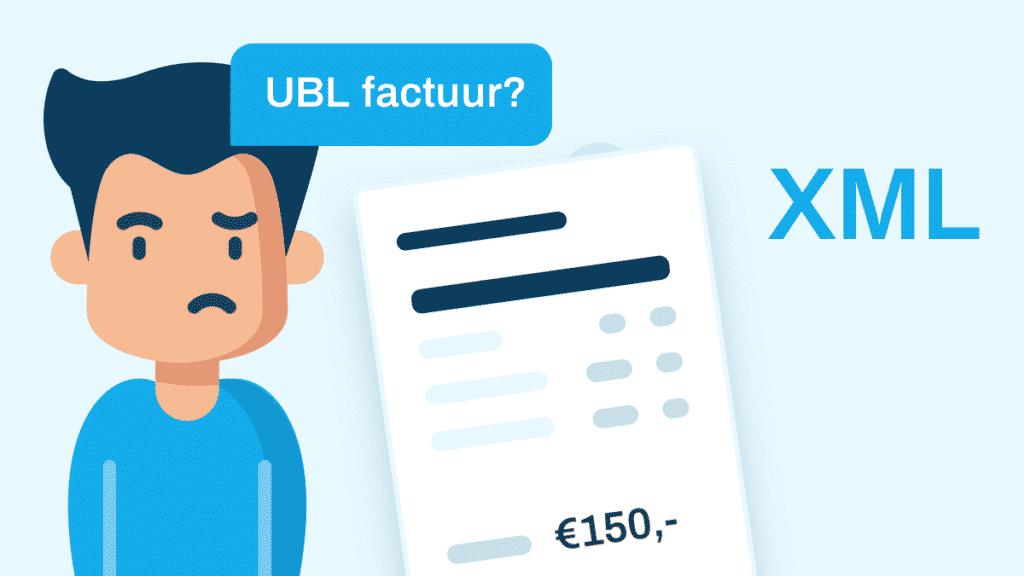 UBL factuur