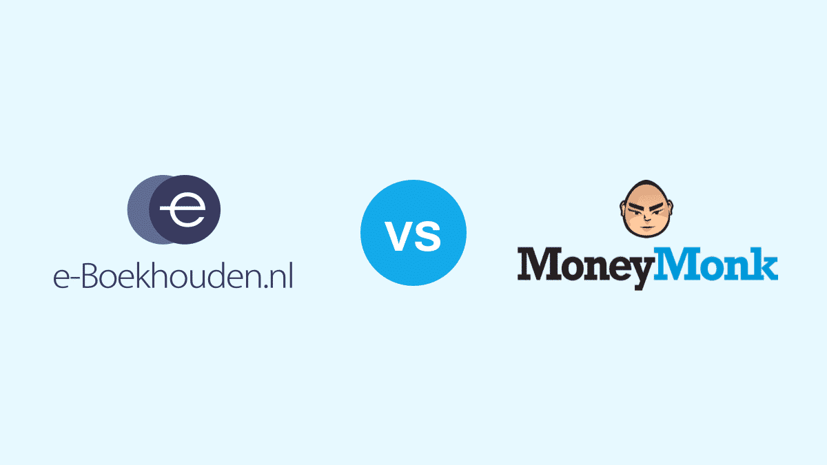 e-Boekhouden vs Moneymonk