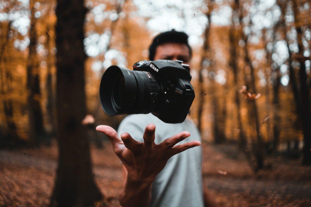 Kosten als fotograaf