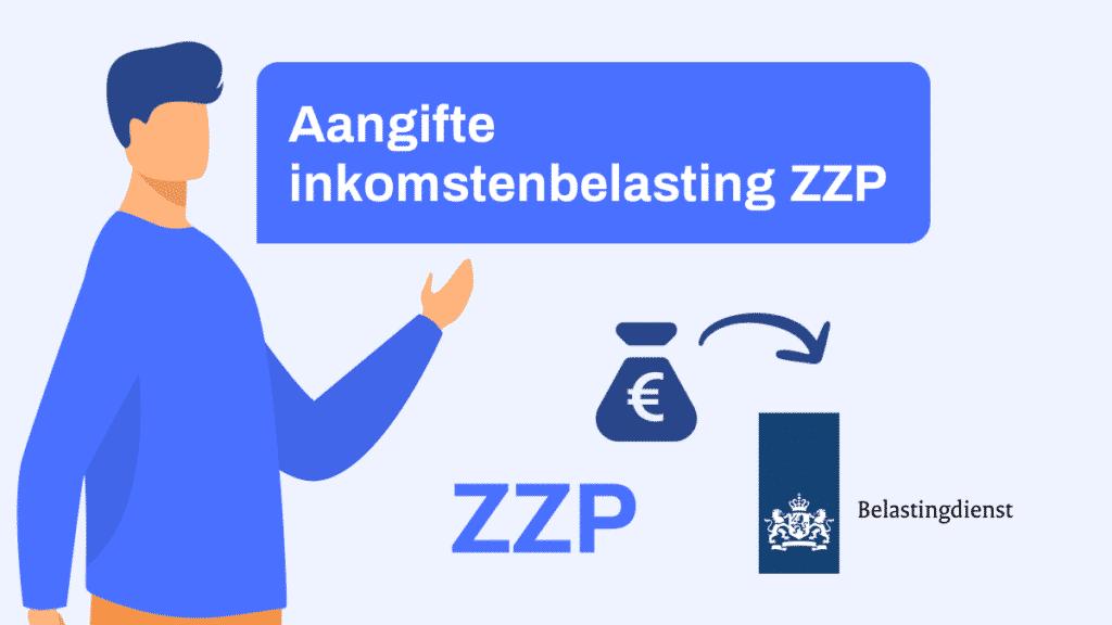 Aangifte inkomstenbelasting ZZP