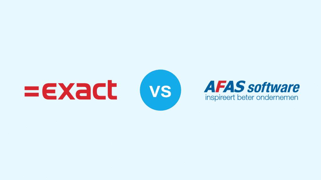 Exact vs Afas