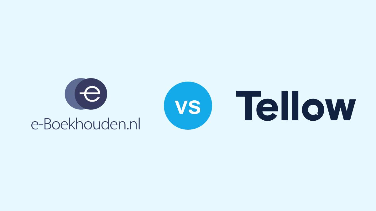 e-boekhouden vs tellow