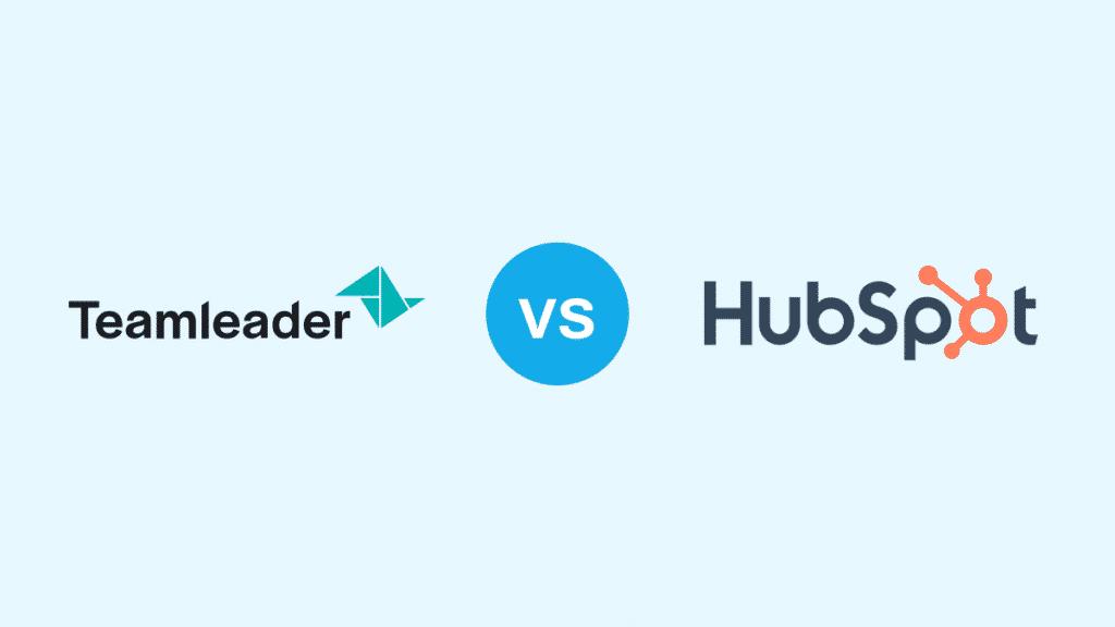 teamleader vs hubspot