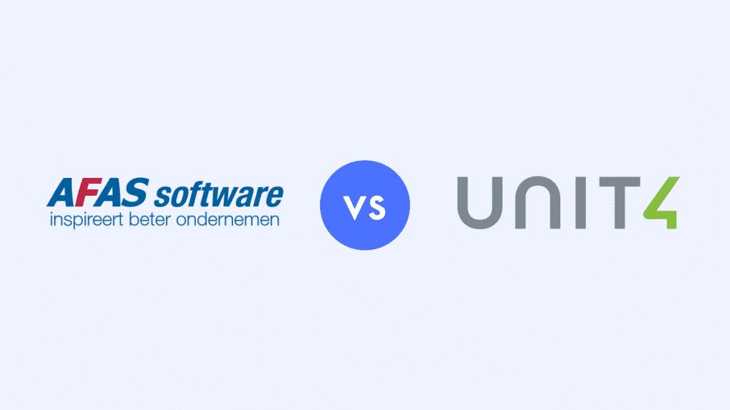 AFAS vs Unit4