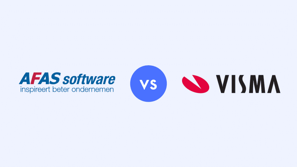 AFAS vs Visma