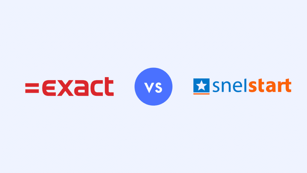 Exact vs Snelstart