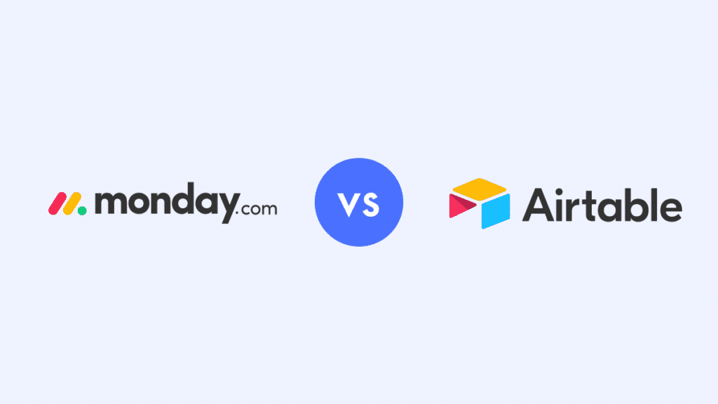 Monday vs Airtable