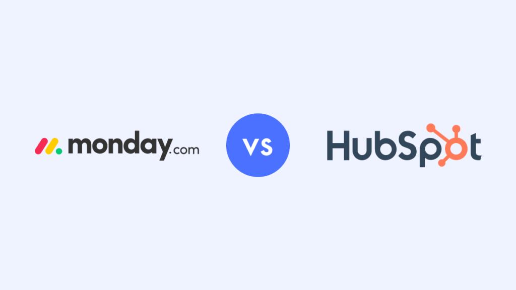Monday vs Hubspot