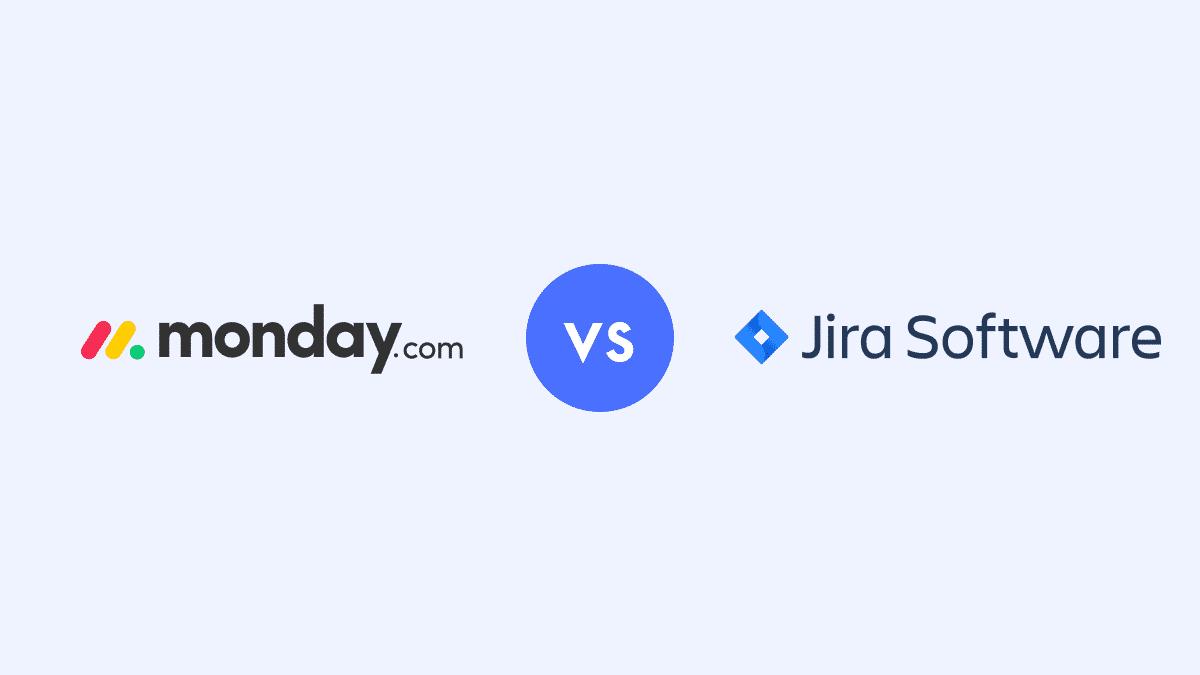 Monday vs Jira