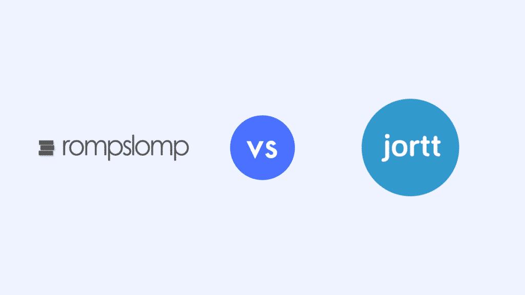 Rompslomp vs Jortt