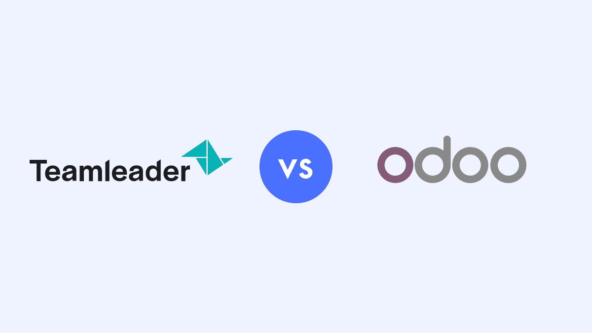 Teamleader vs Odoo