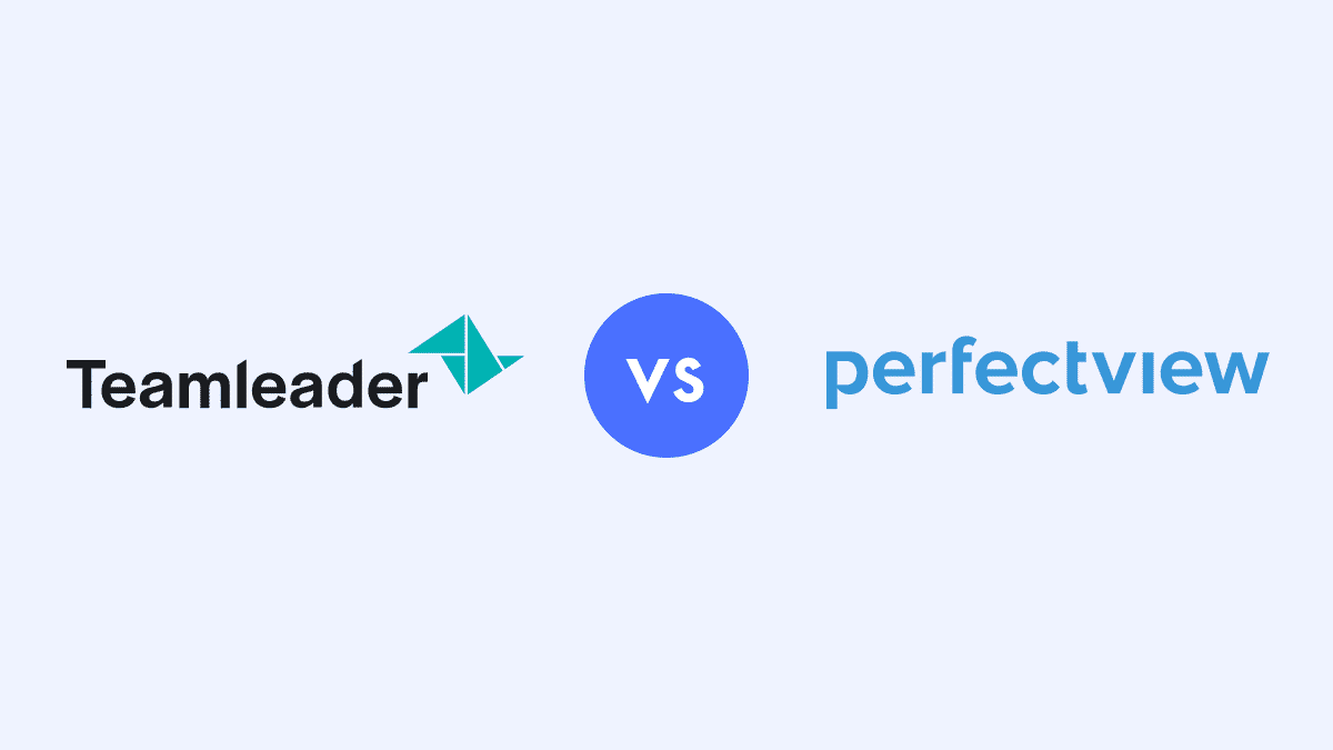 Teamleader vs Perfectview