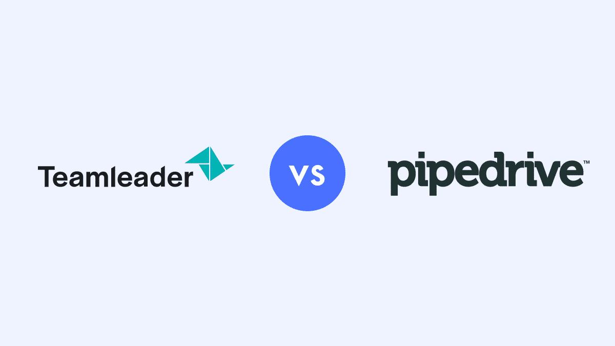 Teamleader vs Pipedrive