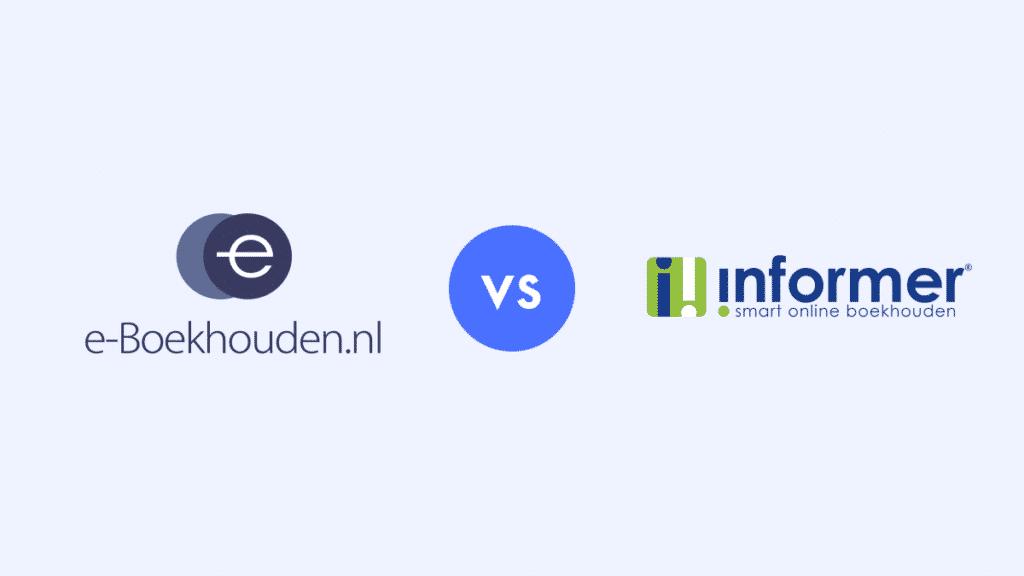 e-boekhouden vs informer