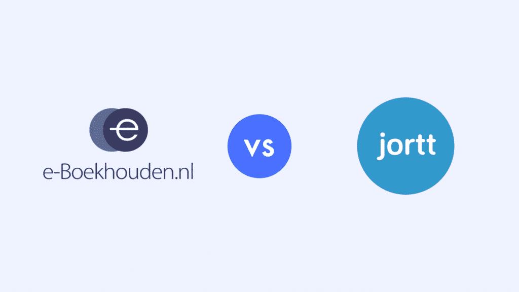 e-boekhouden vs jortt