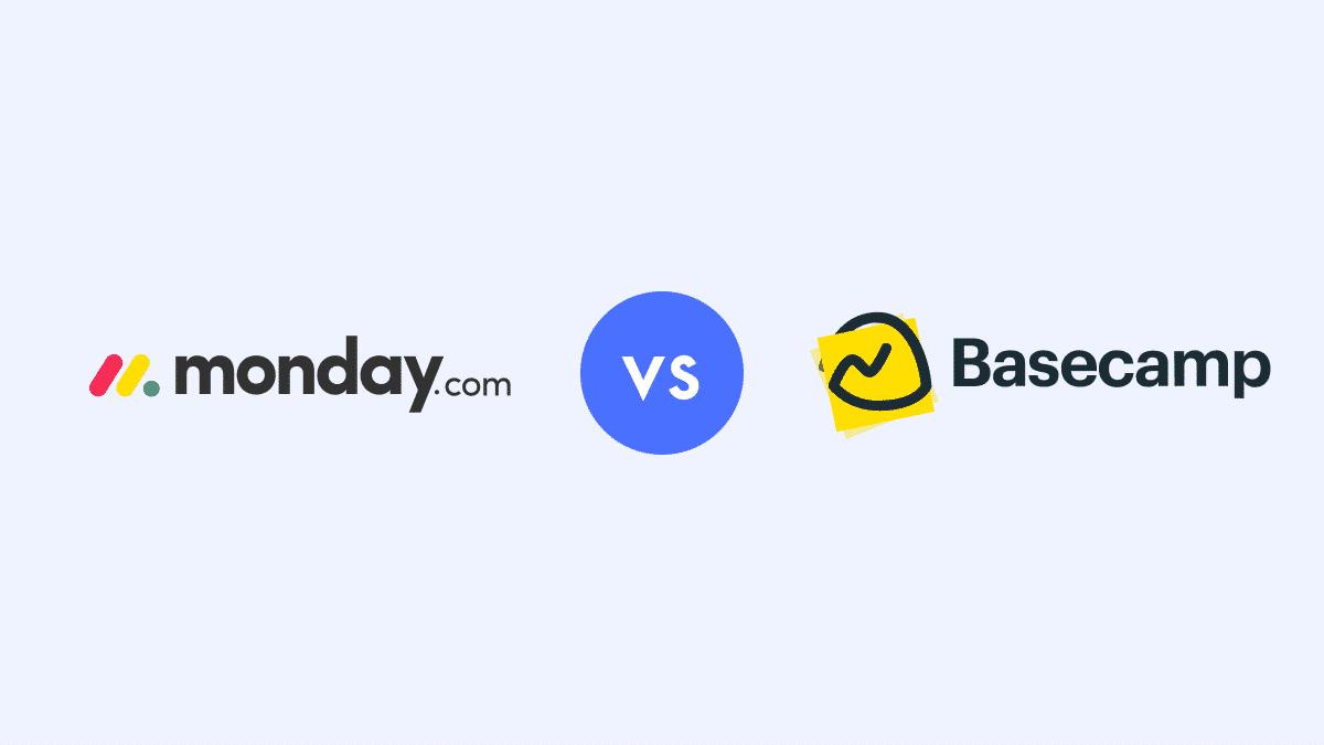 monday vs Basecamp